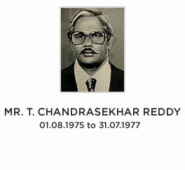 CHANDRASEKHAR-REDDY