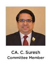 Mr. CA C. Suresh
